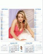Calendar Page: 4