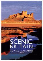 Scenic Britian Compact Planner